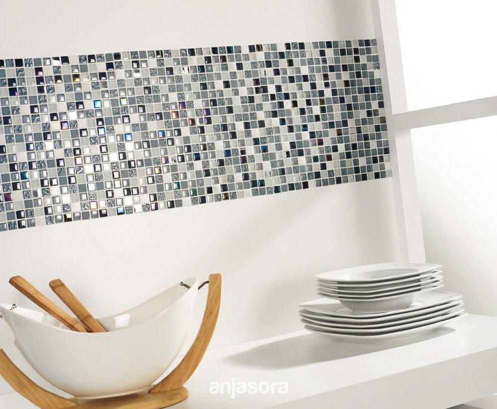 Serie blancos rectificados azulejos y pavimentos mart n - Ceramica moderna para banos ...