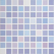 25x36 mosaic sweet blueberry