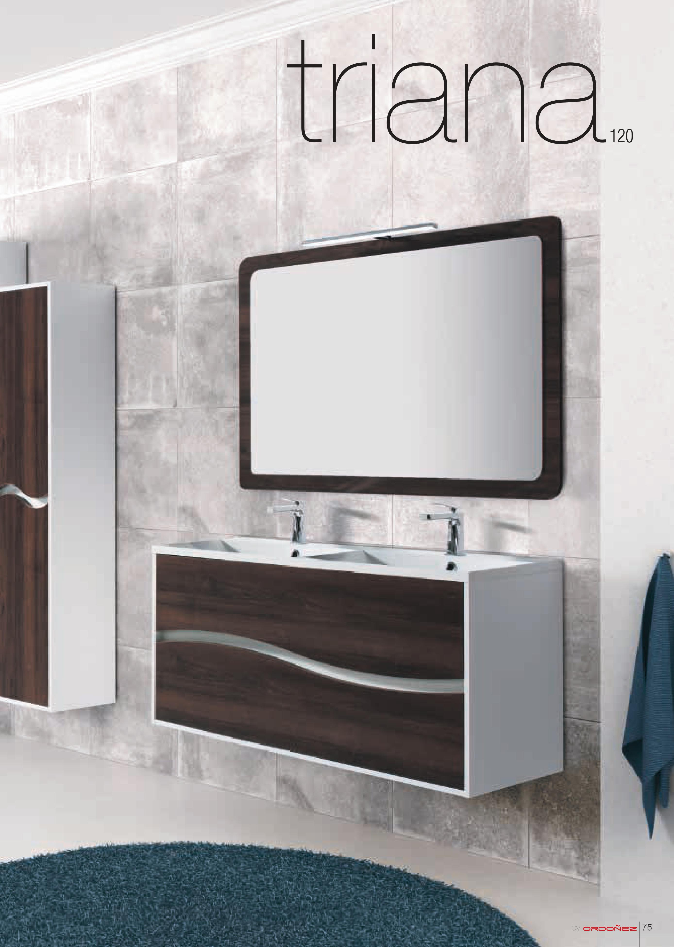 Muebles De Baño Triana:serie triana añadir al presupuesto categorías baños muebles de